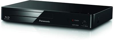 Reproductor DVD Bluray Panasonic Dmp-Bd84eg-K ...