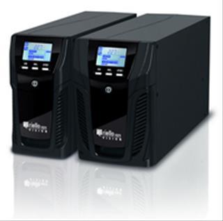 RIELLO VISION 800VA  640W  USB / RS232 SAI LINE INTERACTIVE 4X  IEC C13