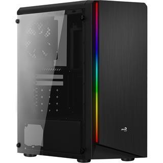 CAJA SEMITORRE AEROCOOL RIFT ILUMINACION RGB USB ...