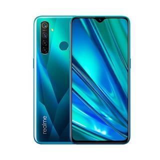 MOVIL SMARTPHONE REALME 5 PRO 4GB 128GB DS CRYSTAL GREEN