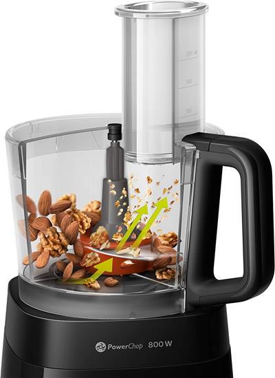 Robot cocina Philips Hr7510/10 800W