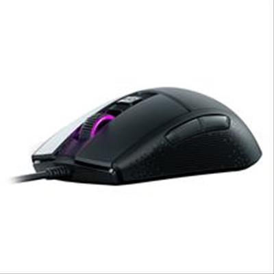 Roccat Burst Core black RGB Gaming Maus