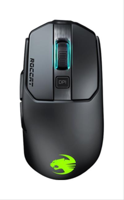 Roccat Kain 200 AIMO black RGB wireless Gaming ...