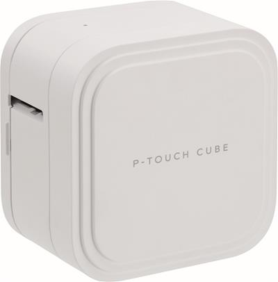 Rotuladora eléctrica Brother PTP910BT P-Touch Cube