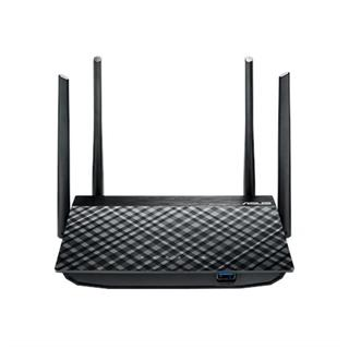Router Inalámbrico ASUS RT-AC58U AC1300 Dual Band Negro
