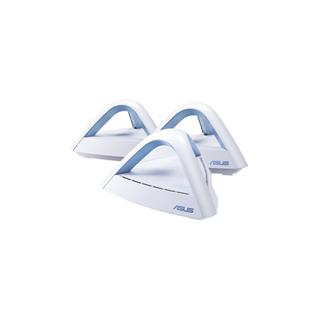 Router inalámbrico ASUSTEK LYRA TRIO 2 IN 1 PACK Blanco