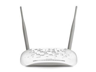 Router TP-LINK N300 ADSL2+ TD-W8961N