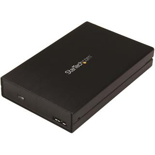 Caja USB 3.1 STARTECH para Unidades de Disco Duro o SSD SATA de