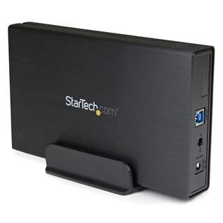 STARTECH.COM 3.5IN USB 3.0 EXTERNAL SATA III SSD HDD ENCLOSURE W
