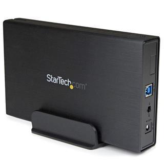 STARTECH USB 3.1 GEN 2 DATA STORAGE FOR  3.5IN SATA DRIVES FANLE