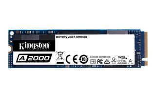 Kingston A2000 M.2 500GB PCI Express 3.0 NVMe