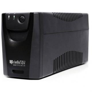 SAI RIELLO NET POWER - NPW 600 VA / 360W - 1·