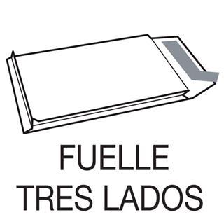 Sam CAJA 250 BOLSAS FUELLE (280X365X30) KRAFT ...