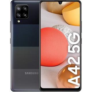 "Samsung A42 5G 4GB 128GB 6.6"" negro"
