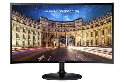 """Monitor Samsung C24F390FHR 23.5"""" LED FullHD"""
