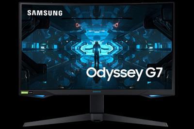 """Samsung C27G73TQSR 68.6 cm (27"""") 2560 x 1440 ..."""