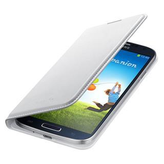 Funda Samsung EF-NI950BWE para Galaxy S4 Blanca