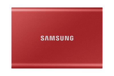 Samsung EXTERNAL PSSD T7 RED 1TB