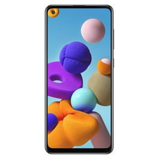 "Smartphone Samsung Galaxy A21s 3GB 32GB 6.5"" negro"