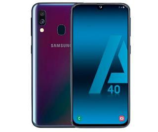 """SMARTPHONE SAMSUNG A405 GALAXY A40 5.9"""" 4GB 64GB BLACK"""