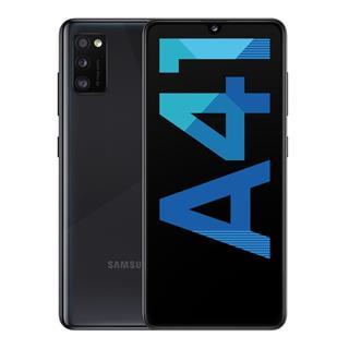 Smartphone samsung a415 galaxy a41 4gb 64gb ds black                                       promo