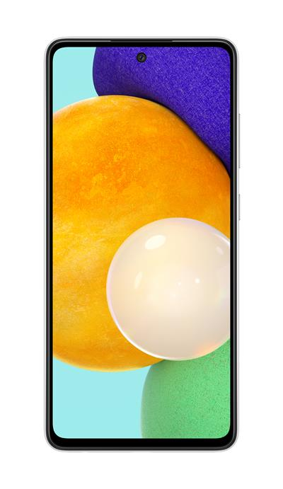 Samsung Galaxy A52 5G awesome white 128GB