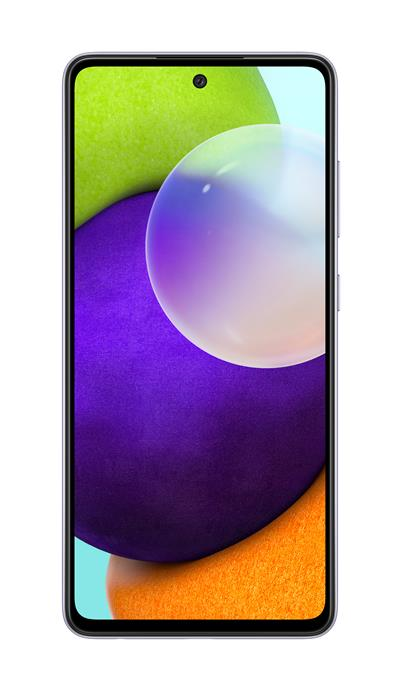 Samsung Galaxy A52 awesome violet 128GB