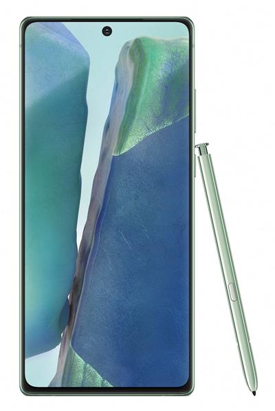 Samsung Galaxy Note20 mystic green             ...