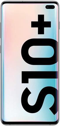 """Samsung Galaxy S10 Plus 8GB 128GB 6.4"""" Prism White"""