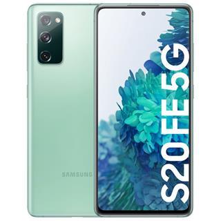 """Samsung Galaxy S20 FE 5G 6GB 128GB 6.5"""" verde"""