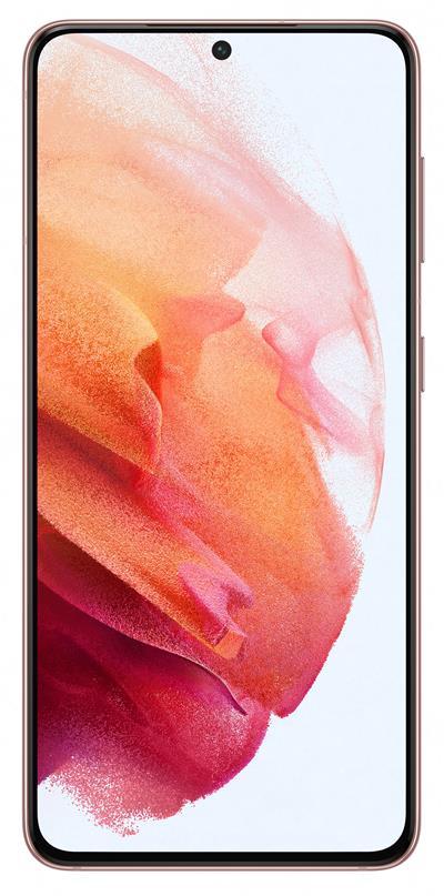 Samsung Galaxy S21 5G phantom pink               ...