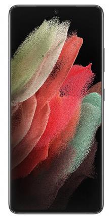 "Samsung Galaxy S21 Ultra 5G 12GB 128GB 6.8"" negro"
