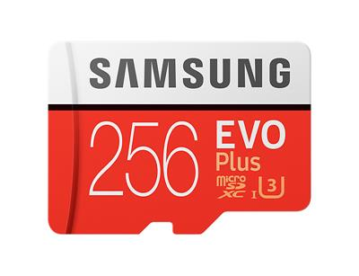 Samsung MICROSD ADAPTADOR EVOP 256GB