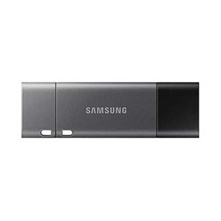 Pendrive Samsung DUO Plus 64GB USB3.0 gris