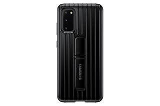 SAMSUNG PROTECTIVE STANDING COVER S20 + NEGRO