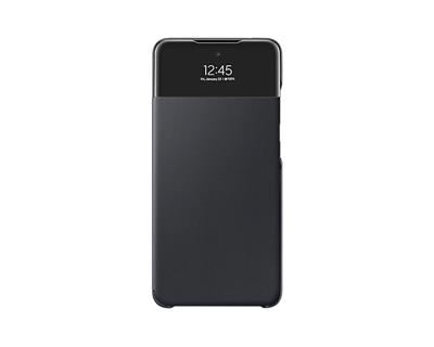 Samsung S VIEW WALLET COVER A52 BLACK