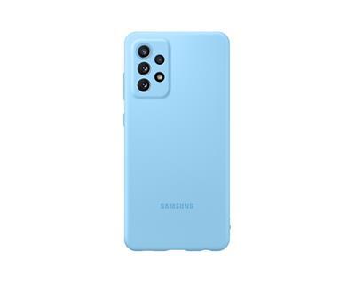 Samsung SILICONE COVER A72 BLUE