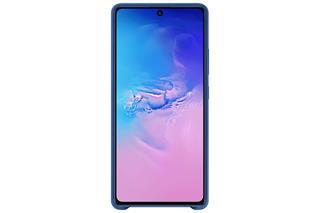 Samsung SILICONE COVER S10 LITE BLUE