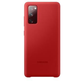 Funda Samsung Galaxy S20 FE silicona roja