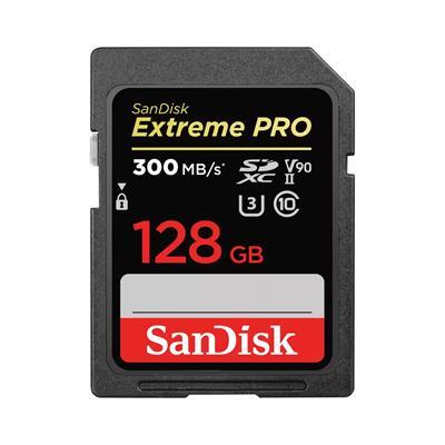 SanDisk ExtremePRO SDXC V90 128G 300MB UHS-II  ...