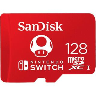 Sandisk MicroSDXC UHS-I card NintendoSwitch 128G