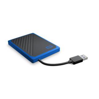 SanDisk My Passport Go 500GB BK w/Cobalt