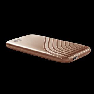 Sandisk My Passport SSD 1TB Gold