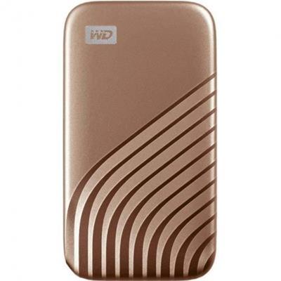 Sandisk My Passport SSD 500GB Gold