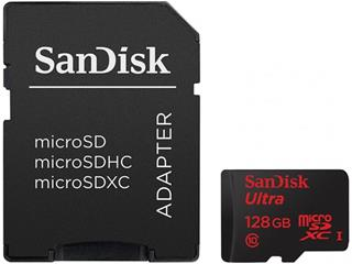 Sandisk Ultra Android microSDXC+SD Adapter
