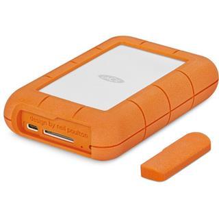 SEAGATE 4TB RUGGED RAID PRO            2.5IN USB-C + SD CARD REA
