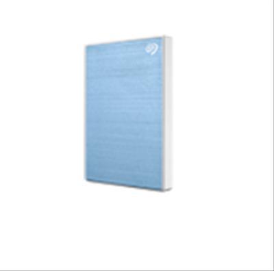 SEAGATE BACKUP PLUS SLIM 1TB LIGHT BLU 2.5IN USB3.0 EXTERNAL H