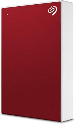 Seagate Consumer Backup Plus Portable 5Tb Red USB 3.0/2.0