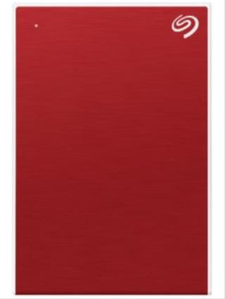 Seagate Consumer One Touch Portable Drive Red 4TB