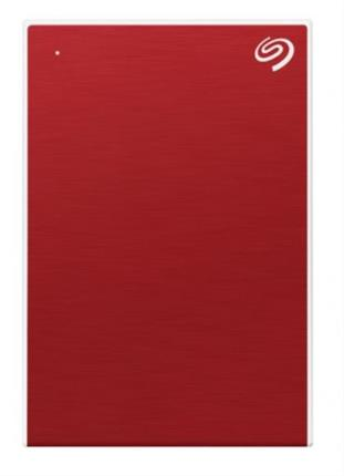 Seagate Consumer One Touch Portable Drive Red 2TB